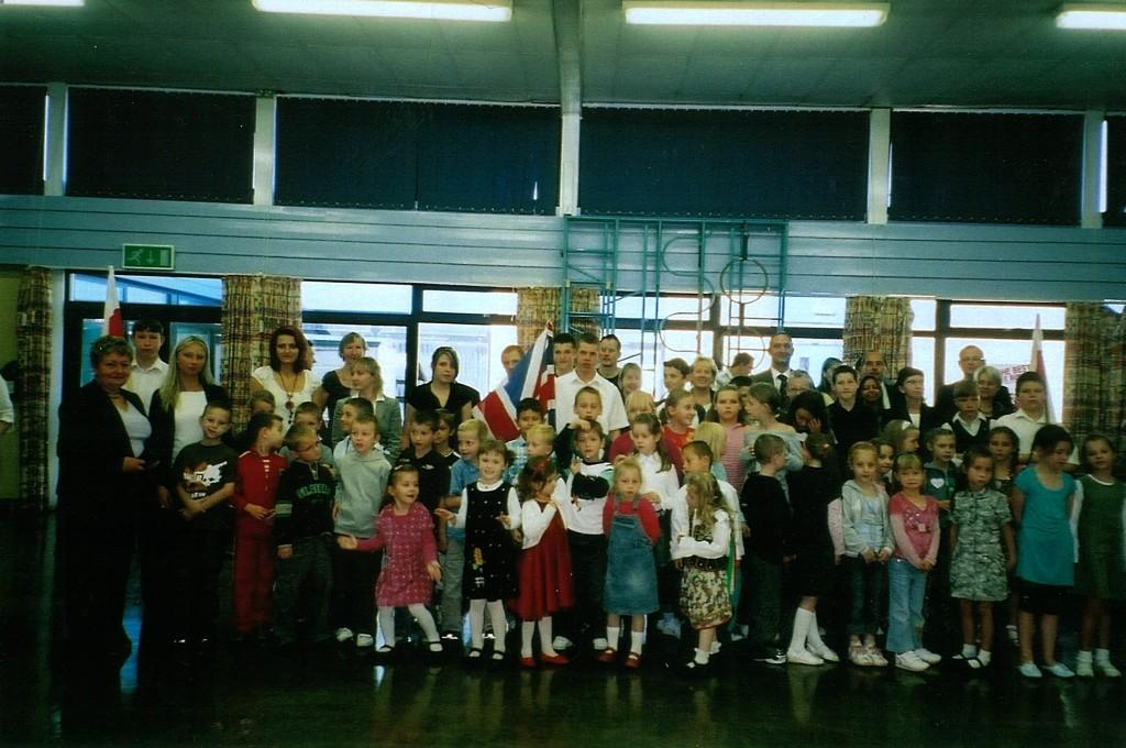Otwarcie polskiej szkoły w Warington
